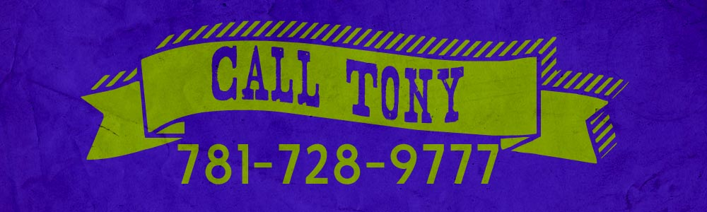 Call Tony Holowitz