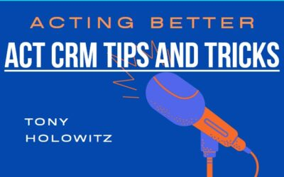 The Difference Between Selling and Marketing When Using Act CRM Software