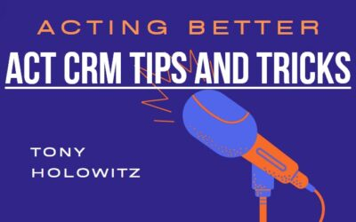Podcast: Act CRM SaaS Review June 2021
